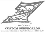 Seven Surfboards Oregon